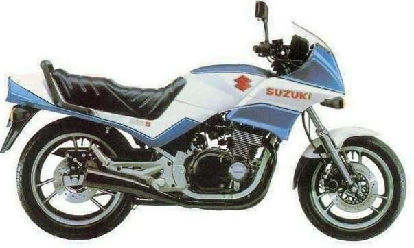 סוזוקי GSX550SE