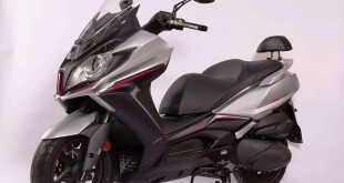 KYMCO Downtown 350i TCS LE (2)