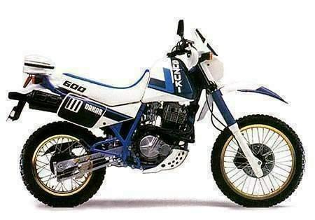 SUZUKI DR600R (1)
