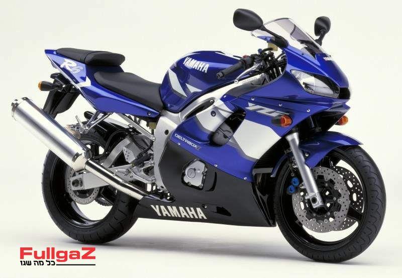 הדור הראשון של הימאהה YZF-R6