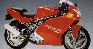 Ducati 600SS 94 2