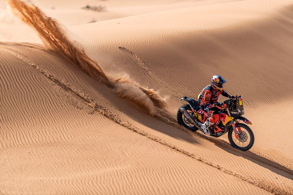 Toby Price - Red Bull KTM Factory Racing - 2021 Dakar Rally Stage Six