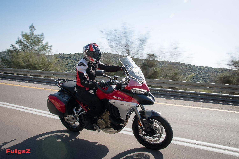 אופנוע פרימיום - הכל במקסימום