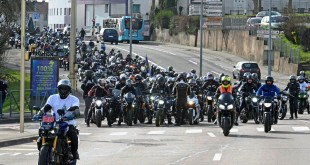 France Lane Splitting