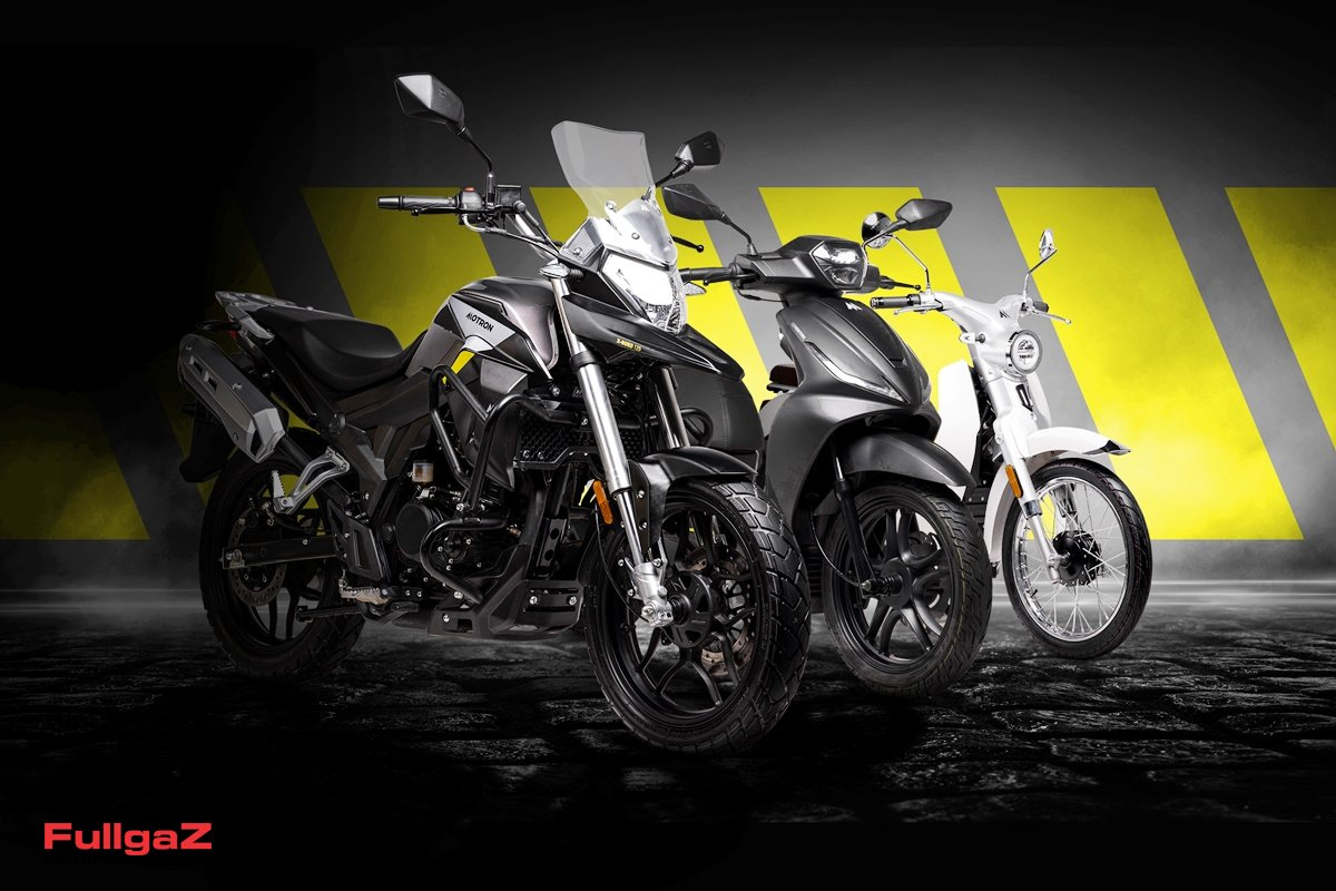 אופנועי מורטון מקבוצת KSR