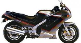 Suzuki GSX 1100F 88 3