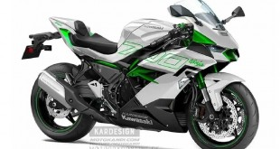 Kawasaki Ninja 700 R
