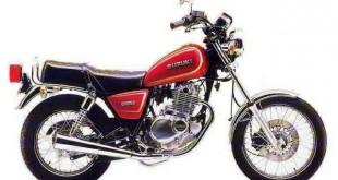 Suzuki GN 250 E 88