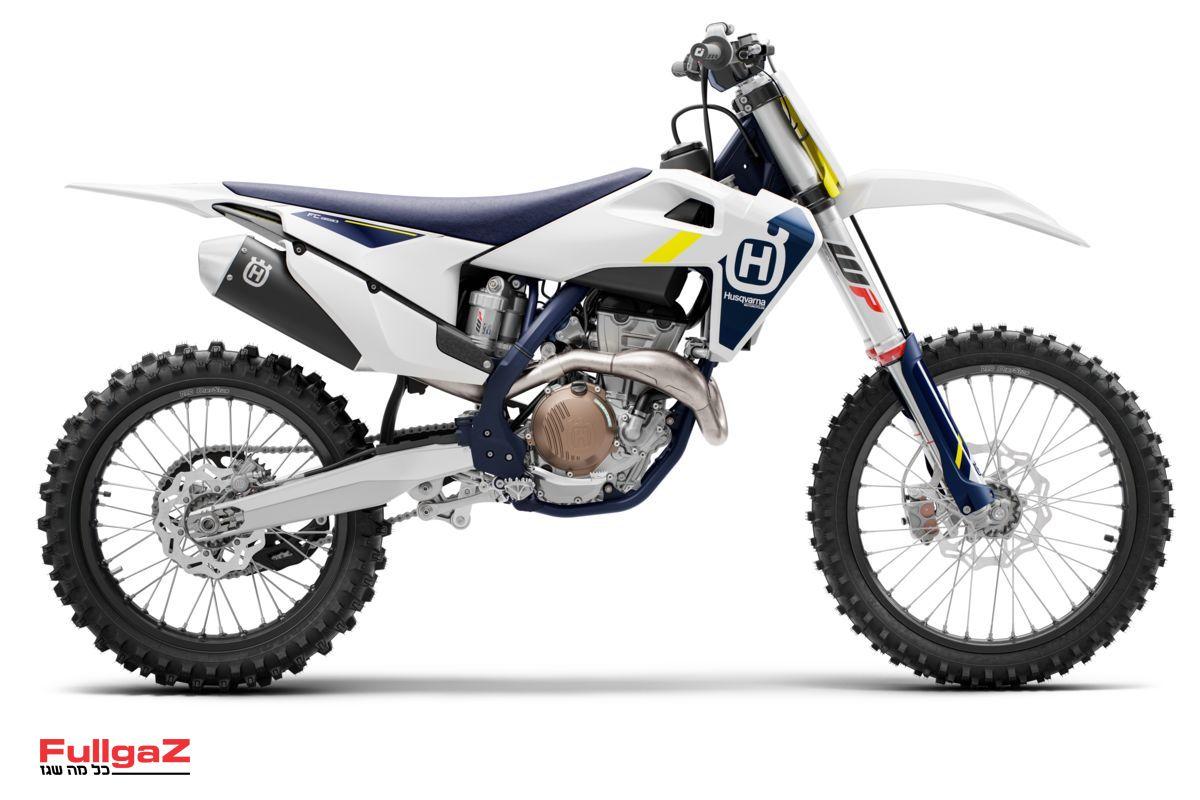 הוסקוורנה FC350 דגם 2022