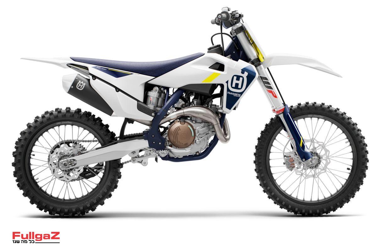 הוסקוורנה FC450 דגם 2022