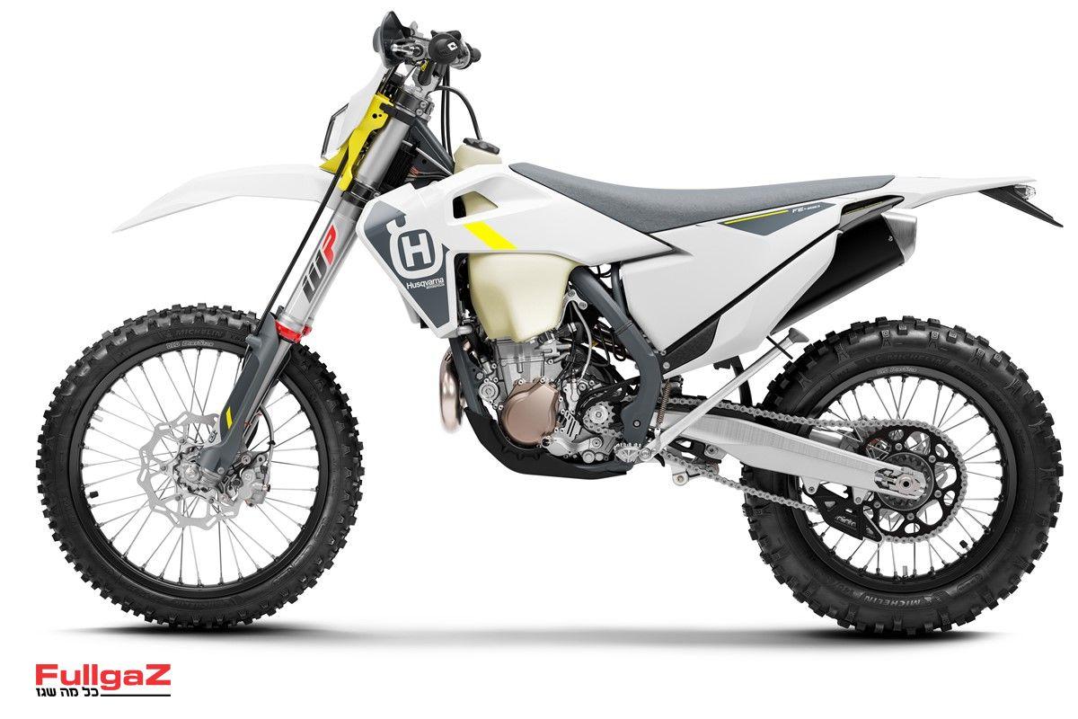 הוסקוורנה FE450 / FE501 דגם 2022