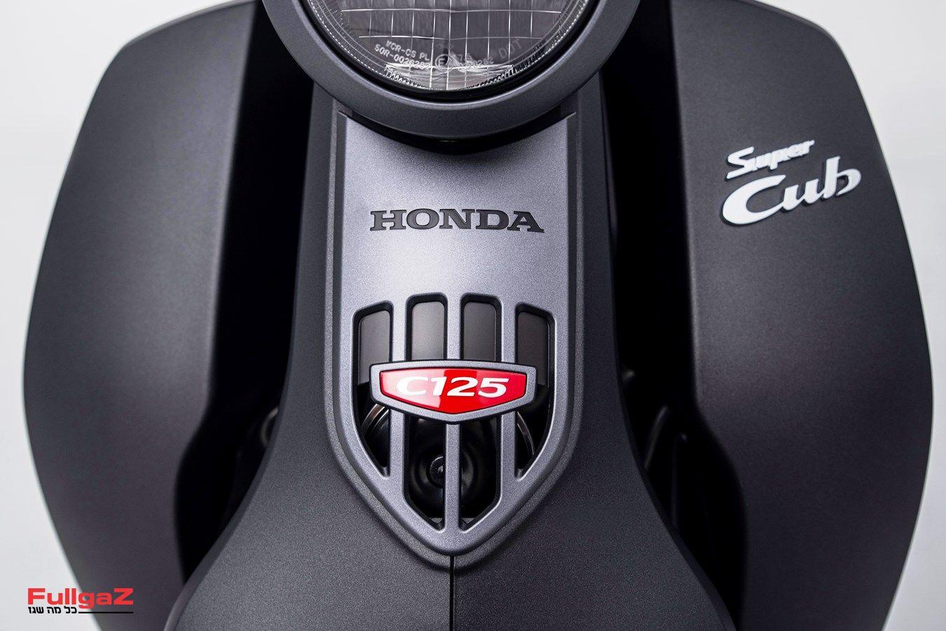 22YM HONDA SUPER CUB 125