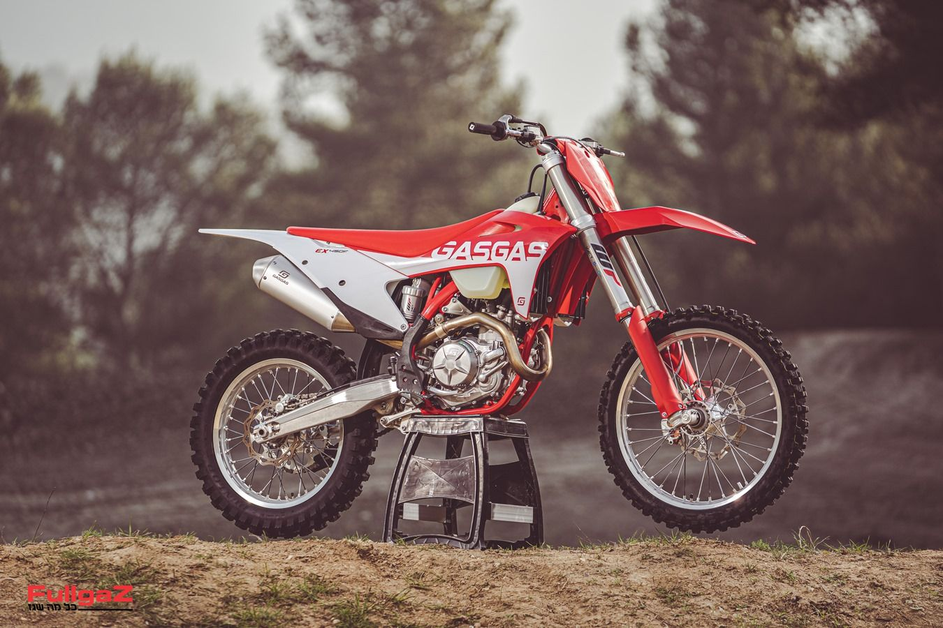 גאס גאס EX450F