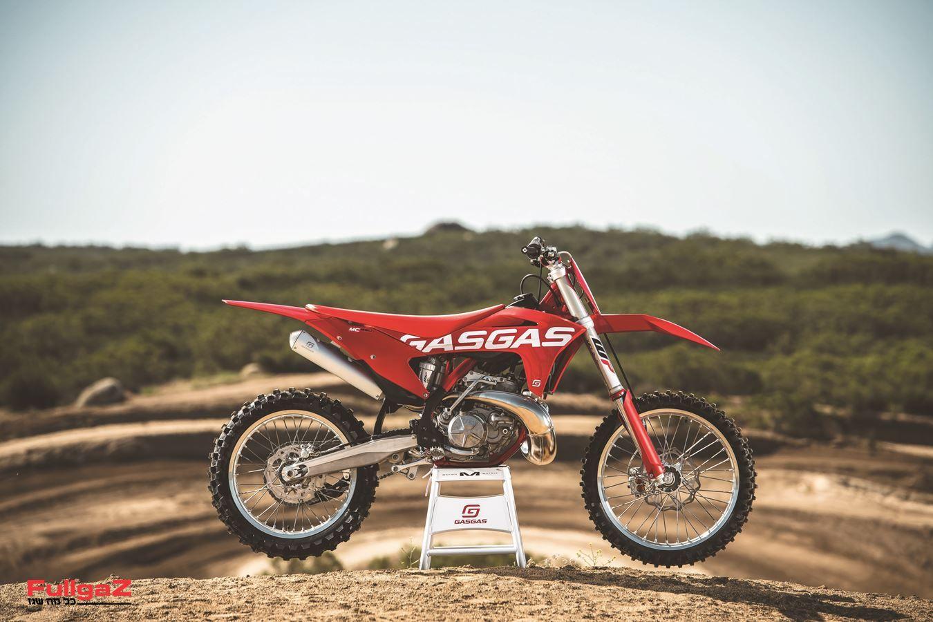 גאס גאס MC250 דו-פעימתי