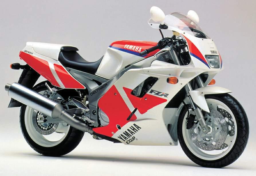 הימאהה FZR1000 של 1991