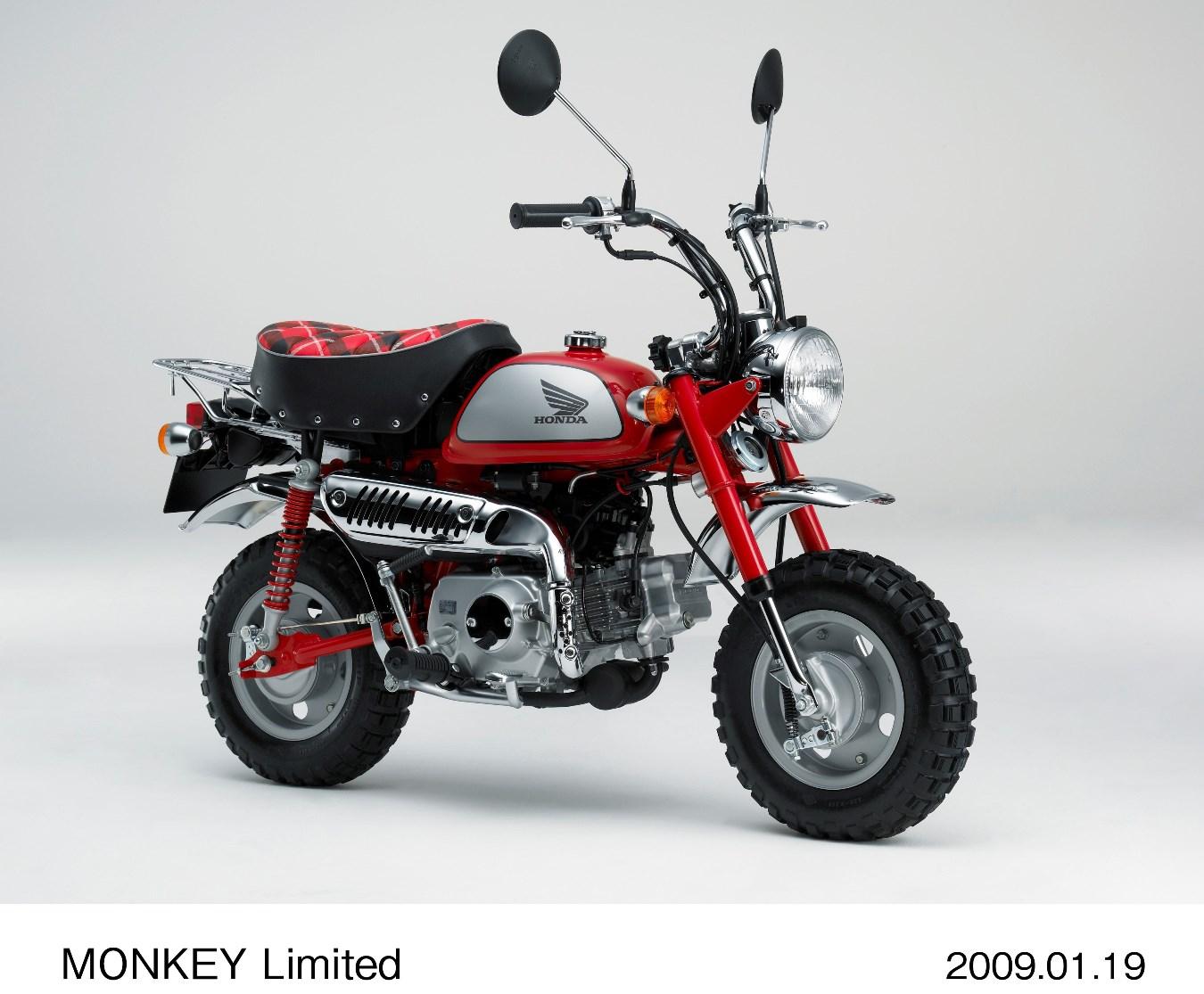 2009 - גרסה מיוחדת במהדורה מוגבלת, לראשונה עם הזרקת דלק