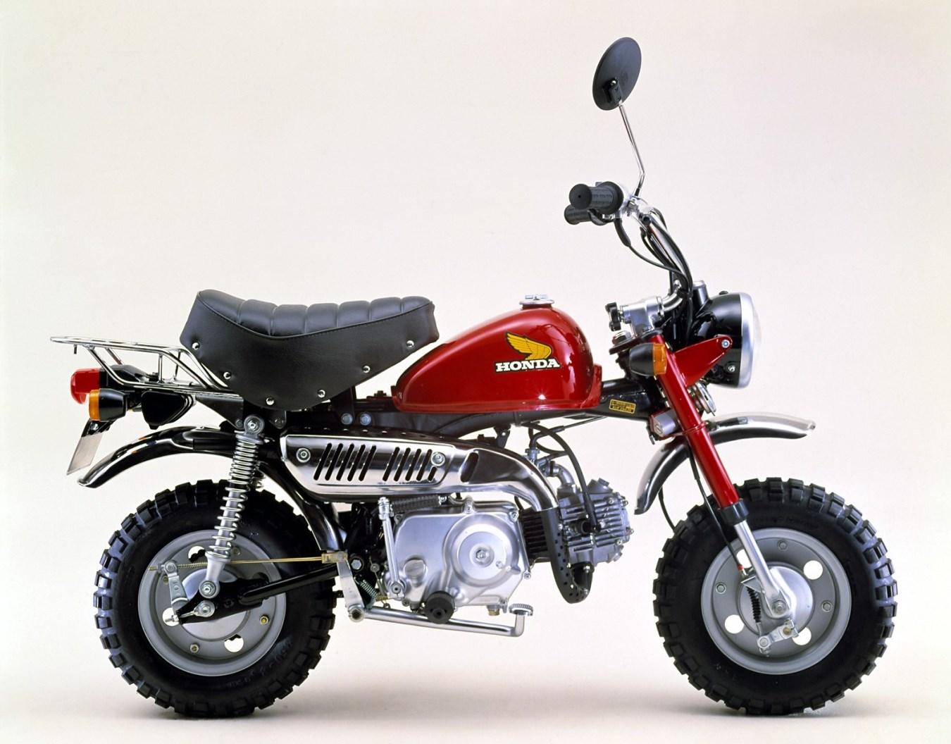 1978 - ה-Z50J-I, המונקי הראשון בתצורת קסטום