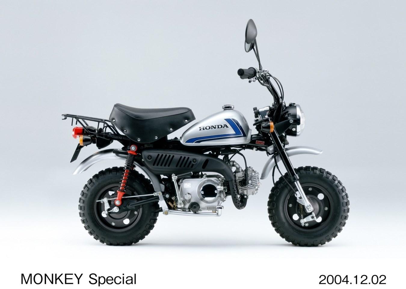 2004 - גרסה מיוחדת לכבוד פרדי ספנסר בצבעי ה-CB750F שאיתו ניצח ספנסר את הדייטונה 100