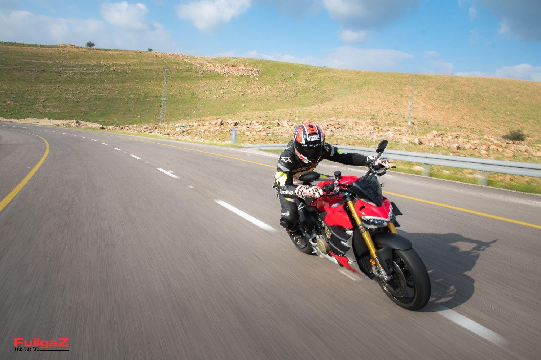 אופנוע משובח - ביצועי-על, אבל כלי שלם ועגול
