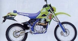 Kawasaki KLX650R (1)