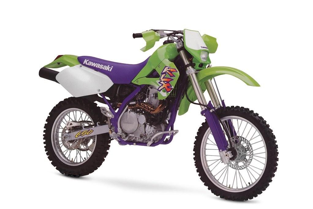 קוואסאקי KLX650R