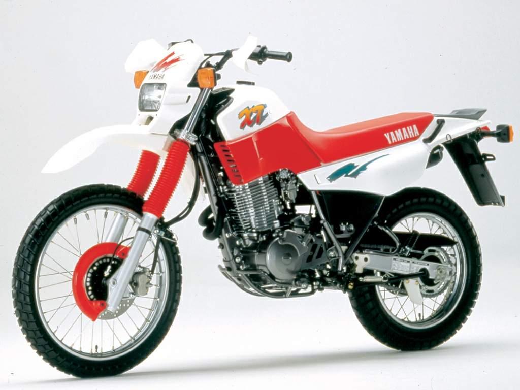 ימאהה XT600E דגם 1990
