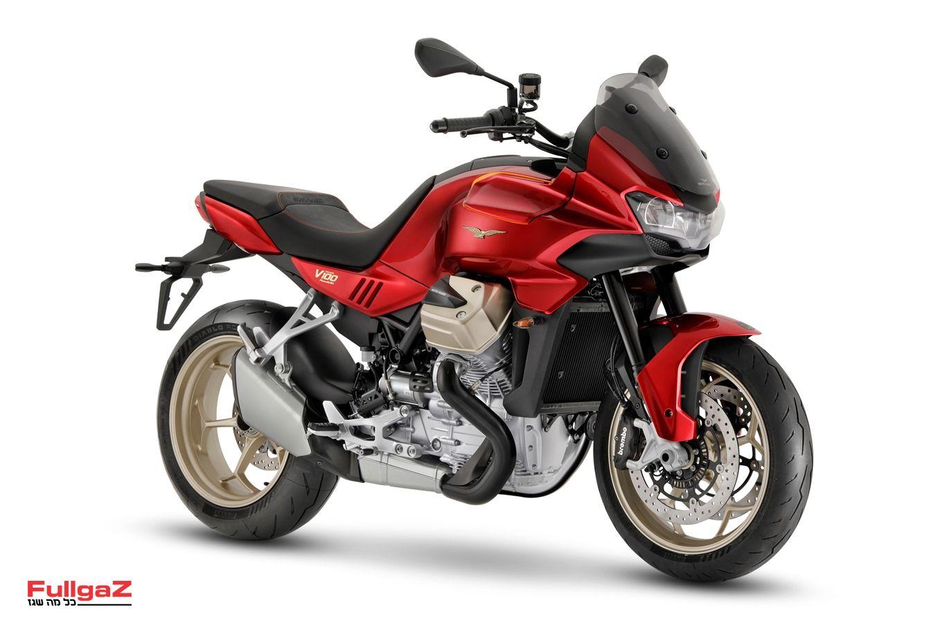 01 Moto Guzzi V100 Mandello