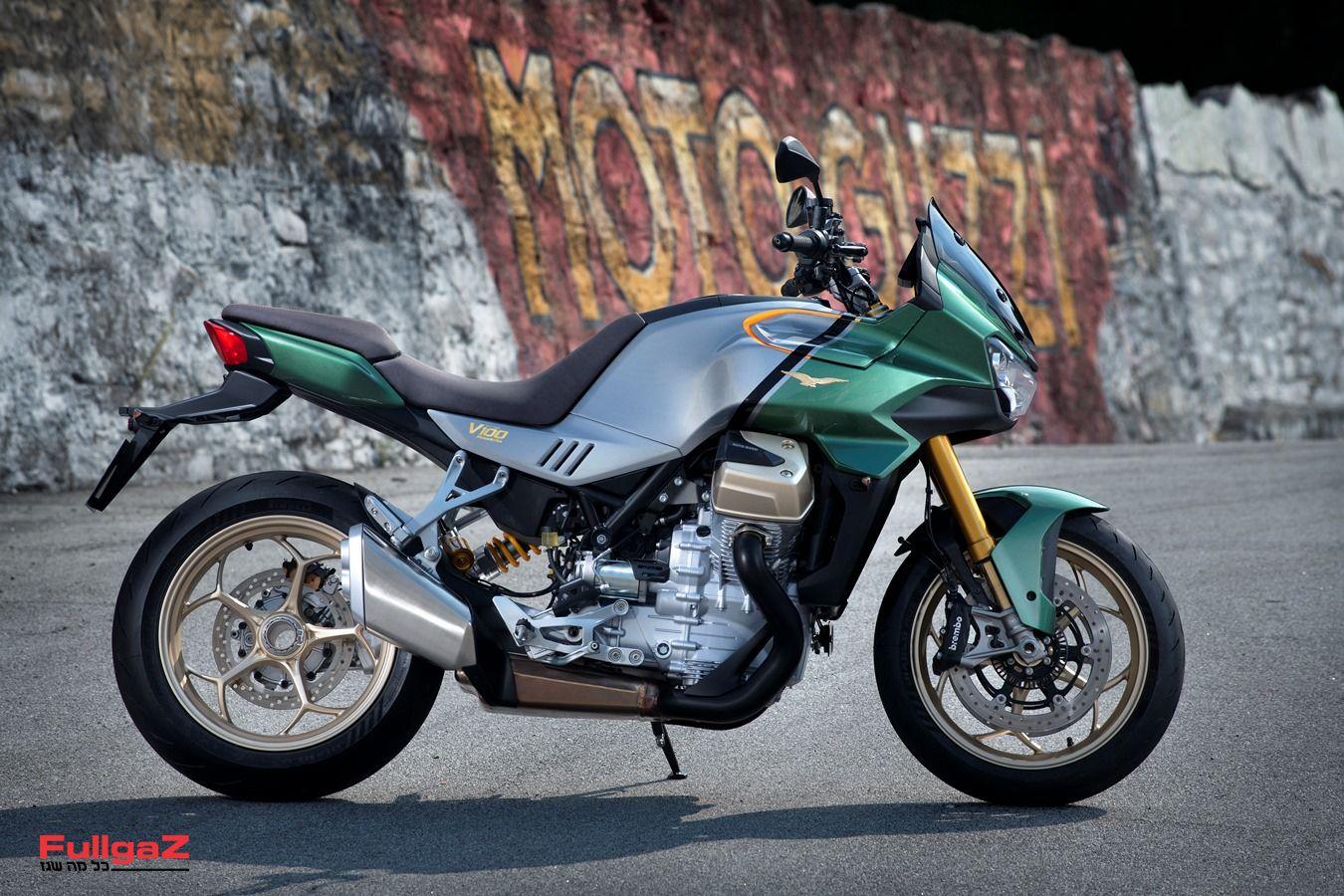 09 Moto Guzzi V100 Mandello