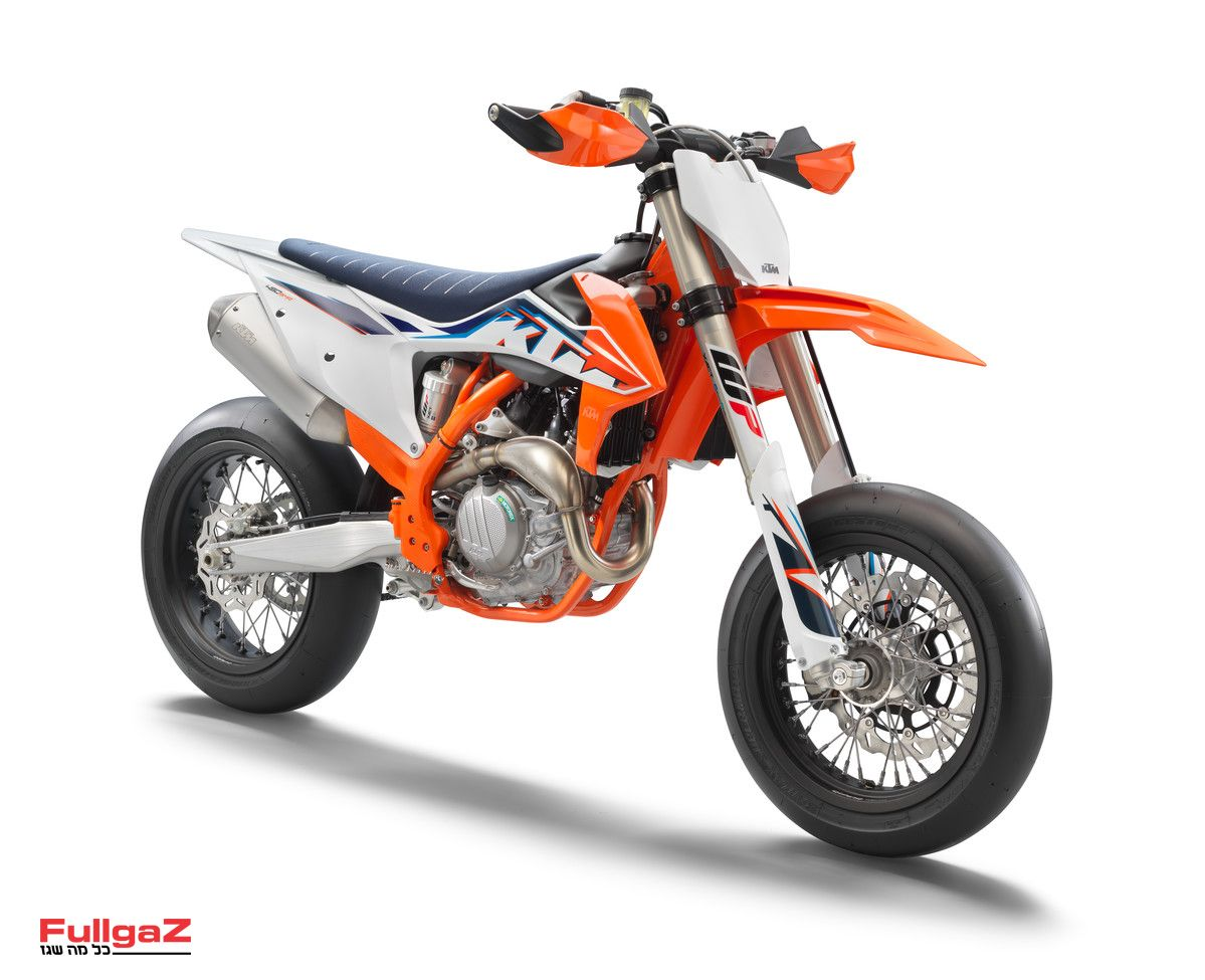 ק.ט.מ 450SMR דגם 2022