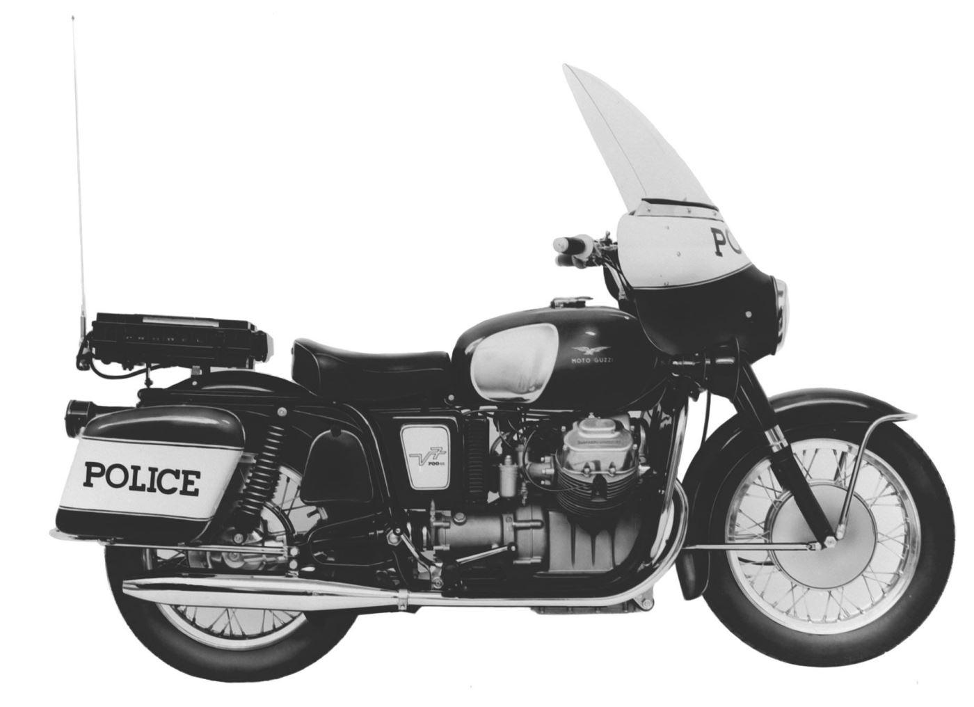 דגם המשטרה הראשון של 1968