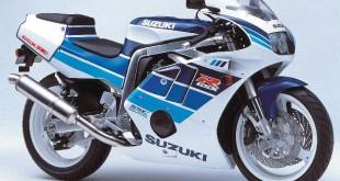 Suzuki GSX-R 400SP 90