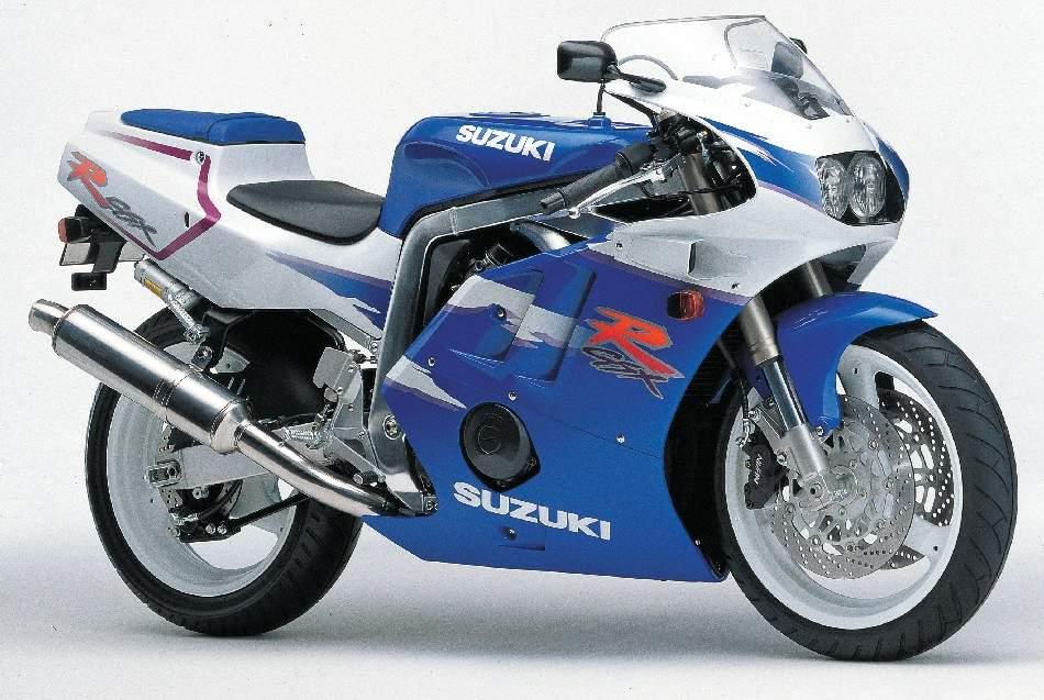 סוזוקי GSX-R400R דגם 90