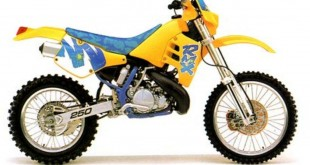 Suzuki RMX 250 1991