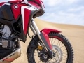 20YM Africa Twin Front Suspension