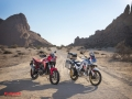 20YM Africa Twin and Africa Twin Adventure Sports