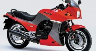 Kawasaki GPZ900R 84 1