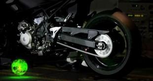 Kawasaki Hybrid Dyno