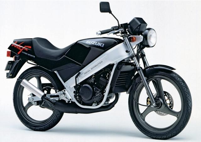 Suzuki Wolf 50