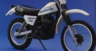 Suzuki DR500S 80 2